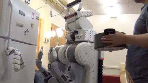 این ربات میتواند ذهنتان را بخواند!
