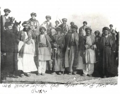 گزارشی از بازرگانی و جامعه شهر و ایالت کرمانشاه در سده نوزدهم میلادی