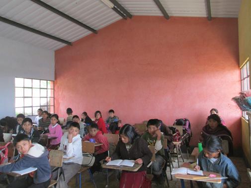 ساخت مدرسه در گواتمالا