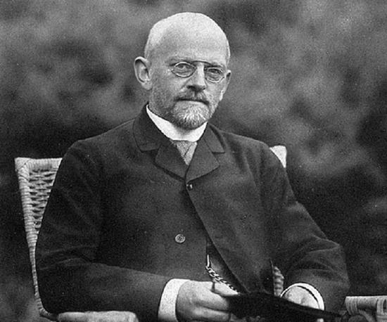 David-Hilbert دیوید هیلبرت